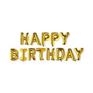 Balón Happy Birthday