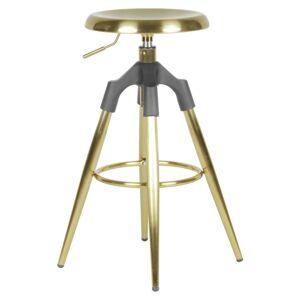 Barová Stolička Zlatá