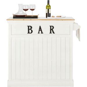 Barové a zvýšené stoly