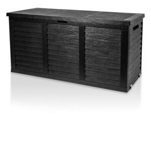 Box Na Vankúše Hippo, 119/58/52cm, Antracit