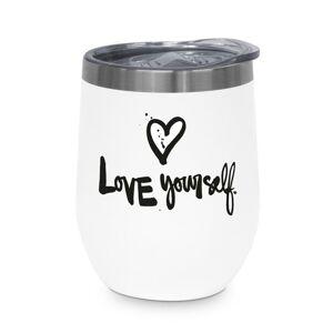 Cestovný Hrnček Na Kávu Love Yourself