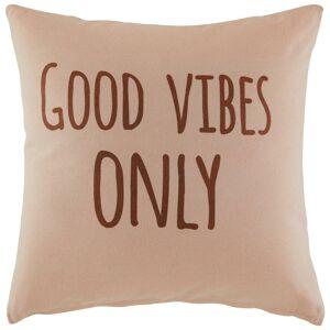 Dekoračný Vankúš Good Vibes Only