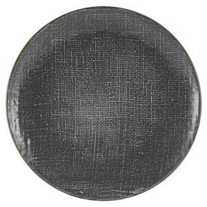 Dezertný Tanier Canvas, Ø: 22cm, Antracitová