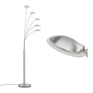 Led Stojacia Lampa Boris V: 179cm, 5x5,6 Watt