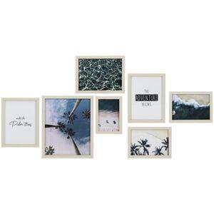 Sada Rámikov Pieces, 7-Dielna