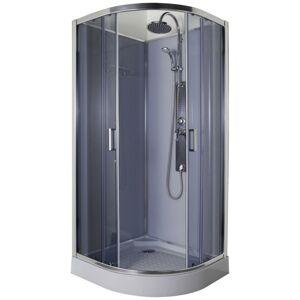 Sprchový Kút S Armatúrou Samba 90cm